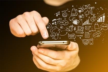 Mercado de aplicaciones móviles en Colombia