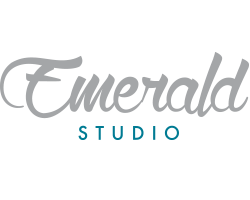 Logo Emerald Studio - Agencia Digital
