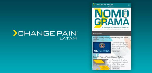 Proyecto Emerald Studio - Change Pain Latam